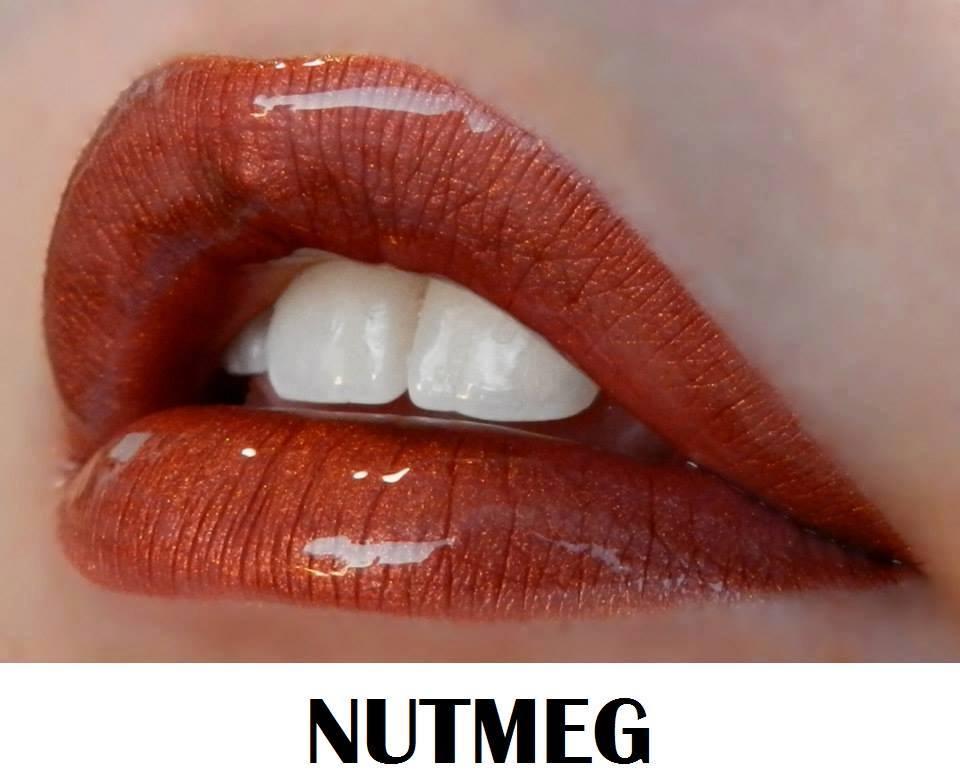 Nutmeg lips