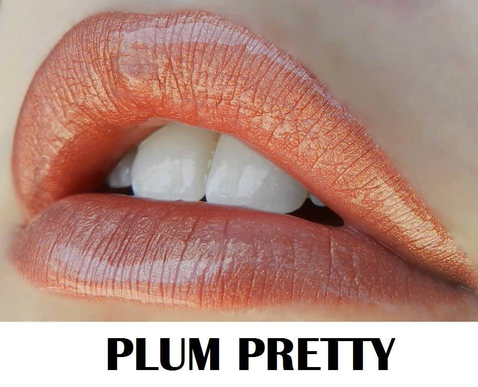 Plum Pretty lips