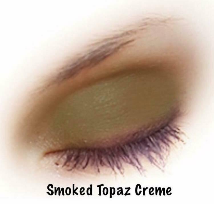 smoked topaz creme