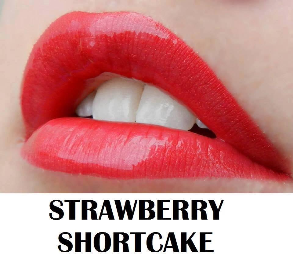 Strawberry Shortcake lips