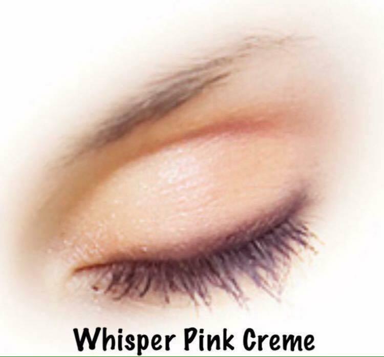 whisper pink creme