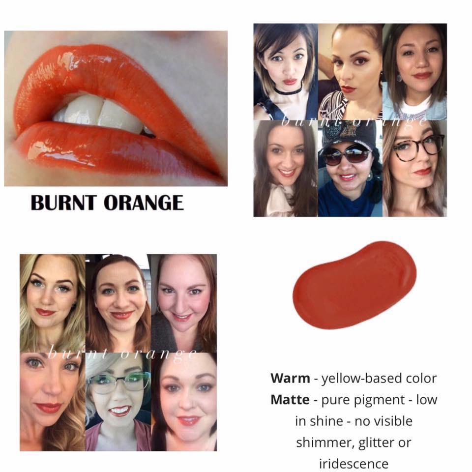 burnt-orange