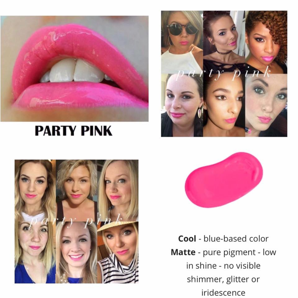 party-pink