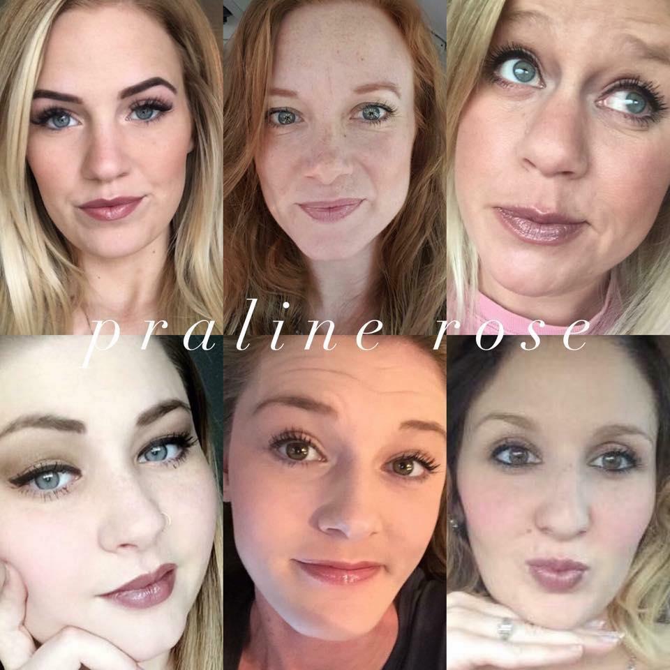 praline-rose-collage