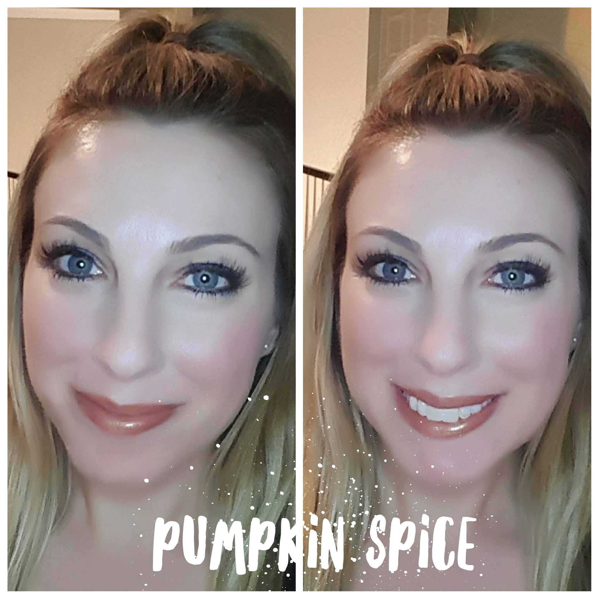 pumpkin-spice-selfie