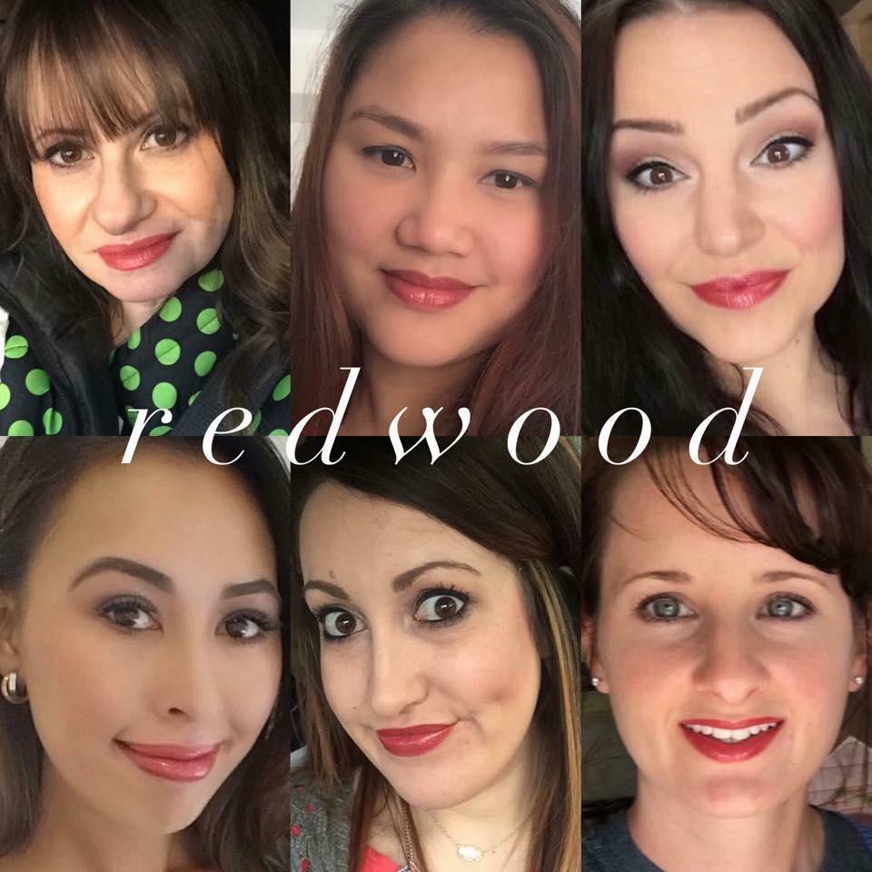 redwood-collage