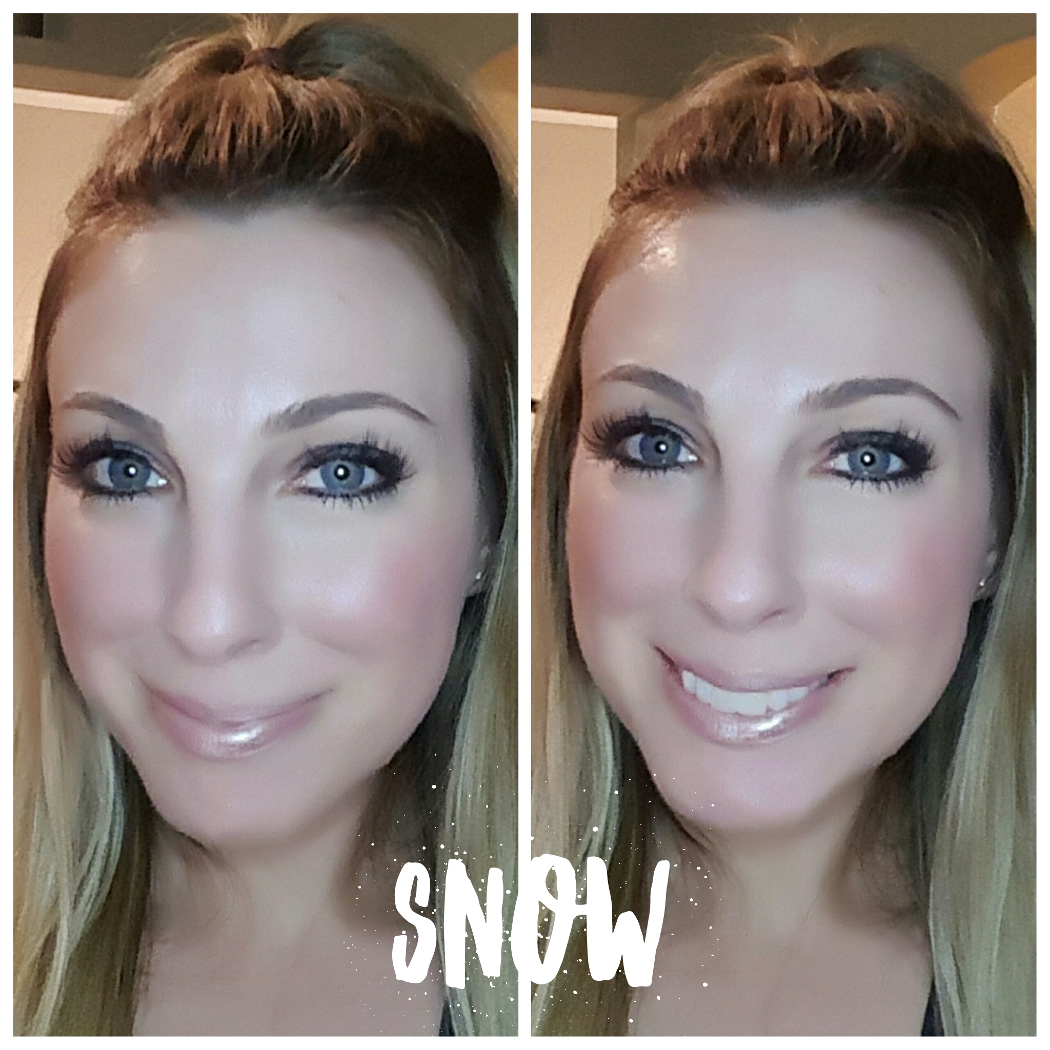 snow-selfie