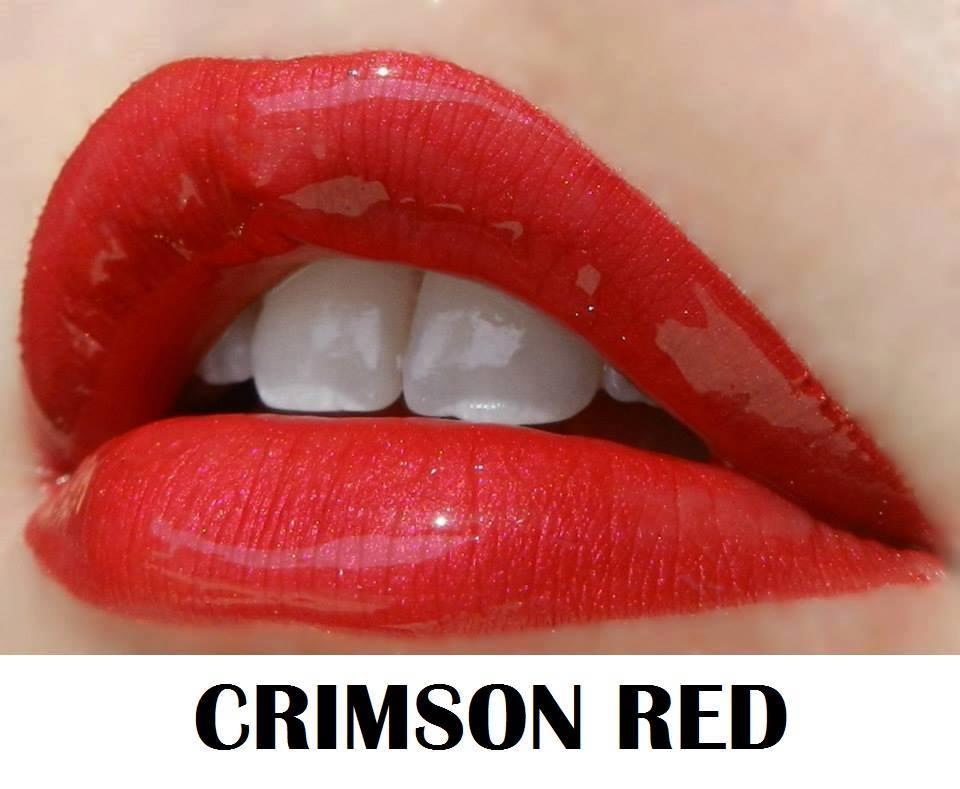 crimson-red-lips