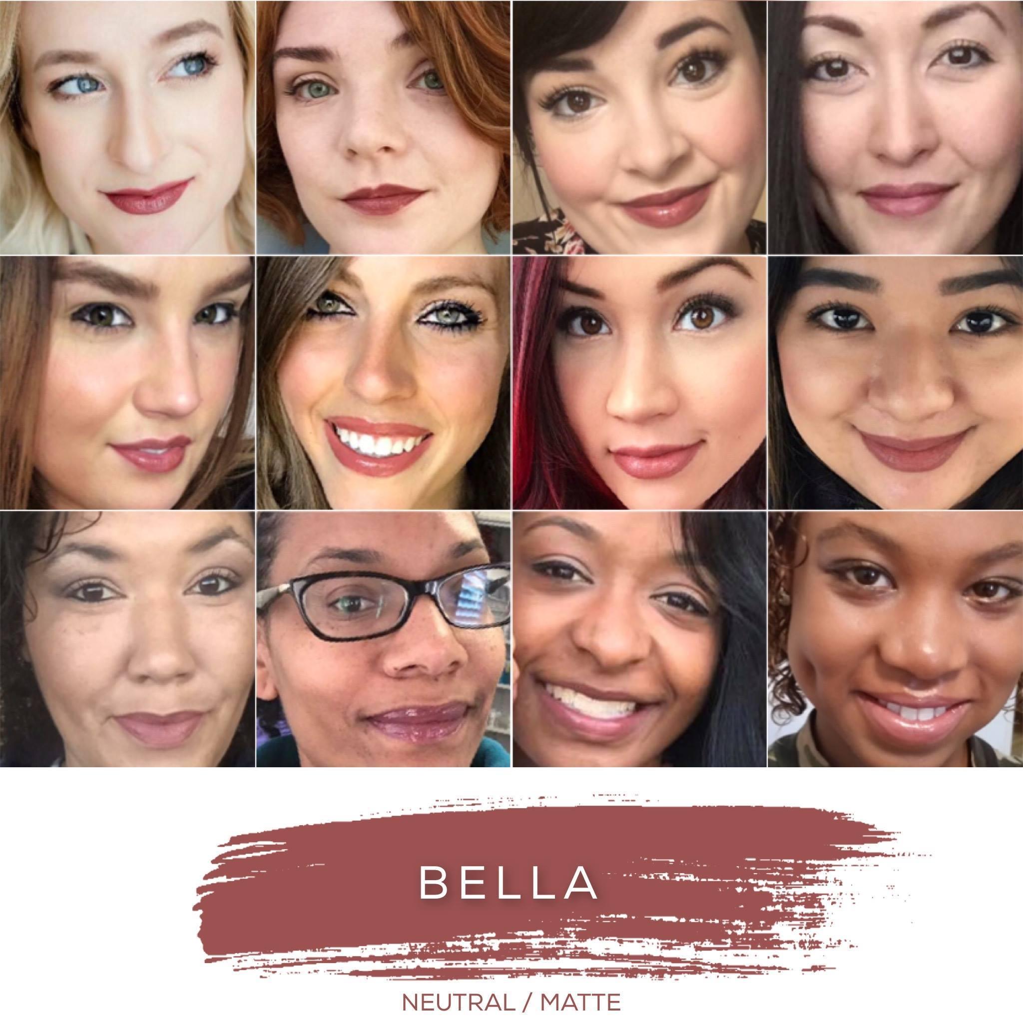 Bella collage