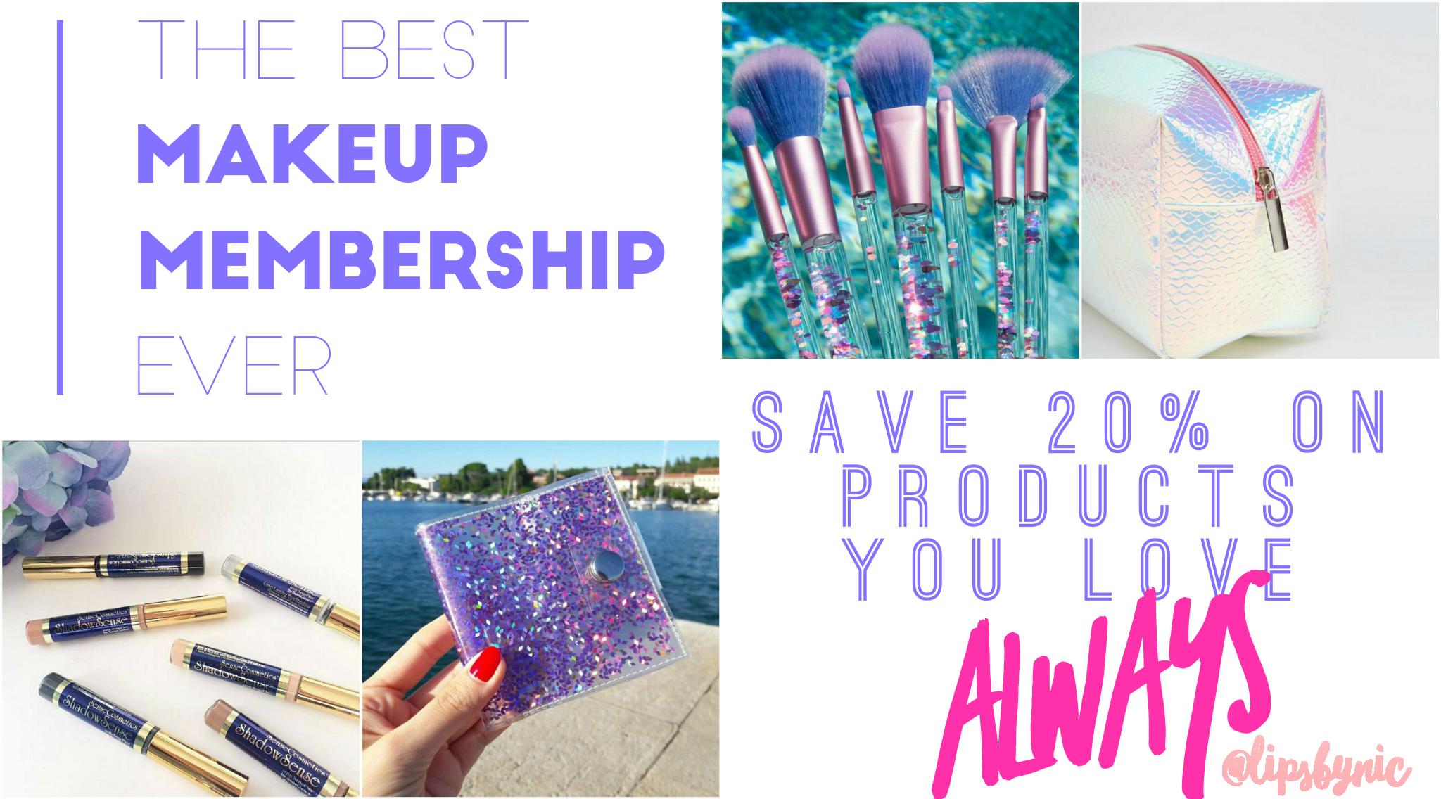 Best-Makeup-Membership-Ever