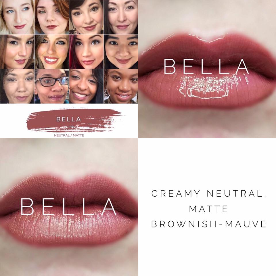 Bella LipSense 2 looks