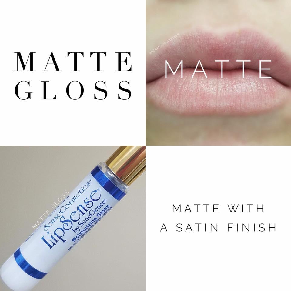 Matte Gloss 2 looks