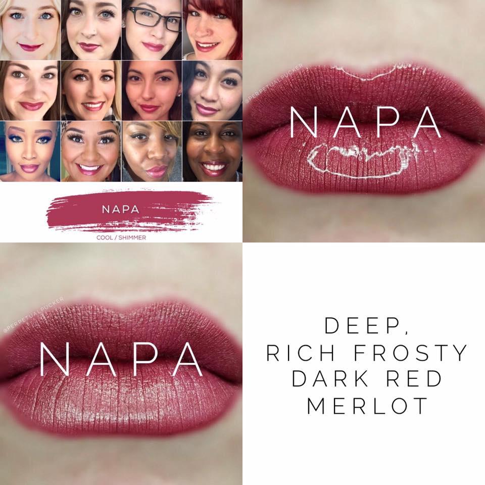 Napa LipSense 2 looks