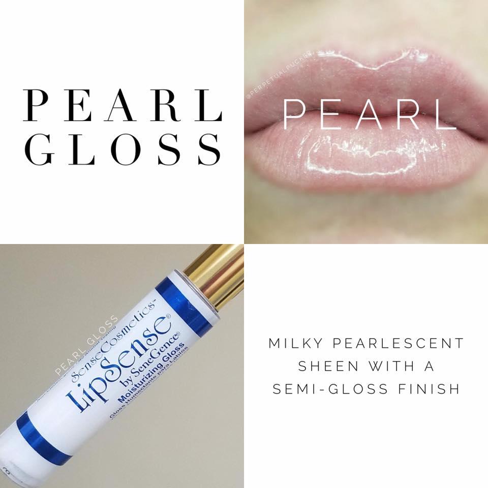 Pearl Gloss 2 looks