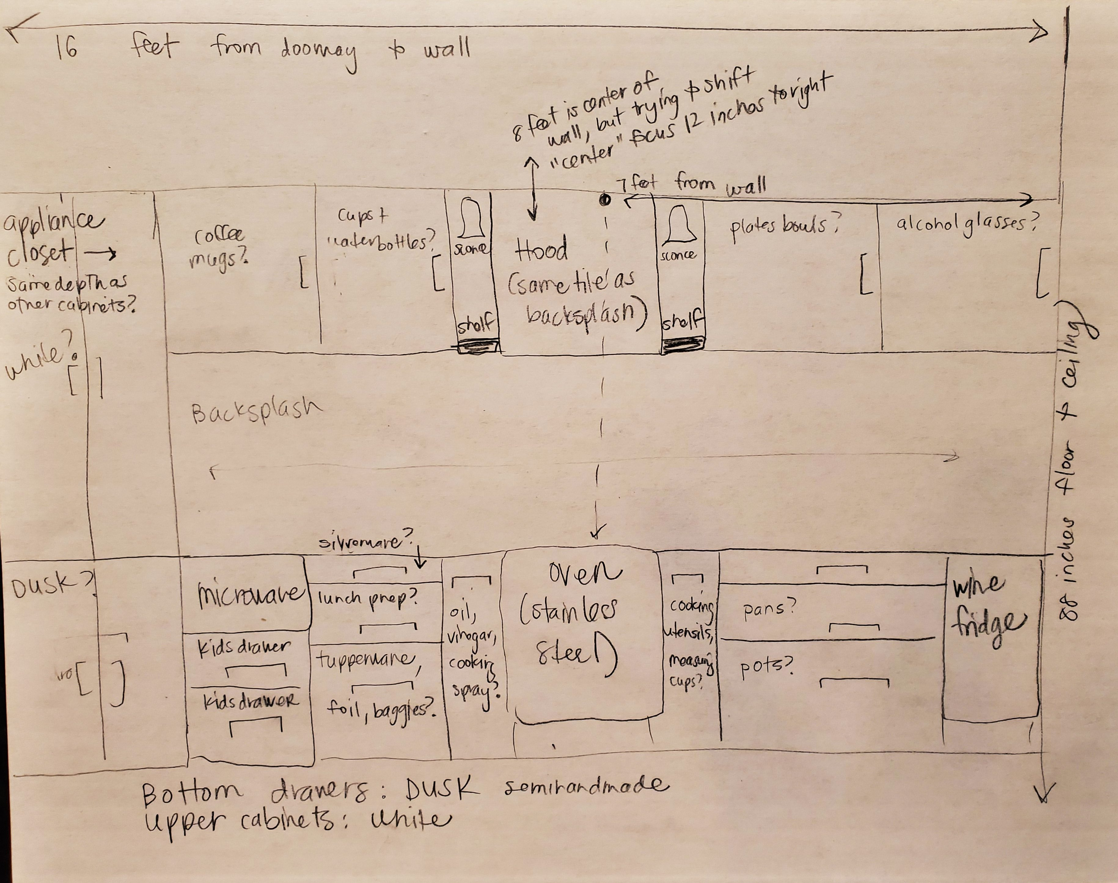 Nicole Floorplan – Big Wall