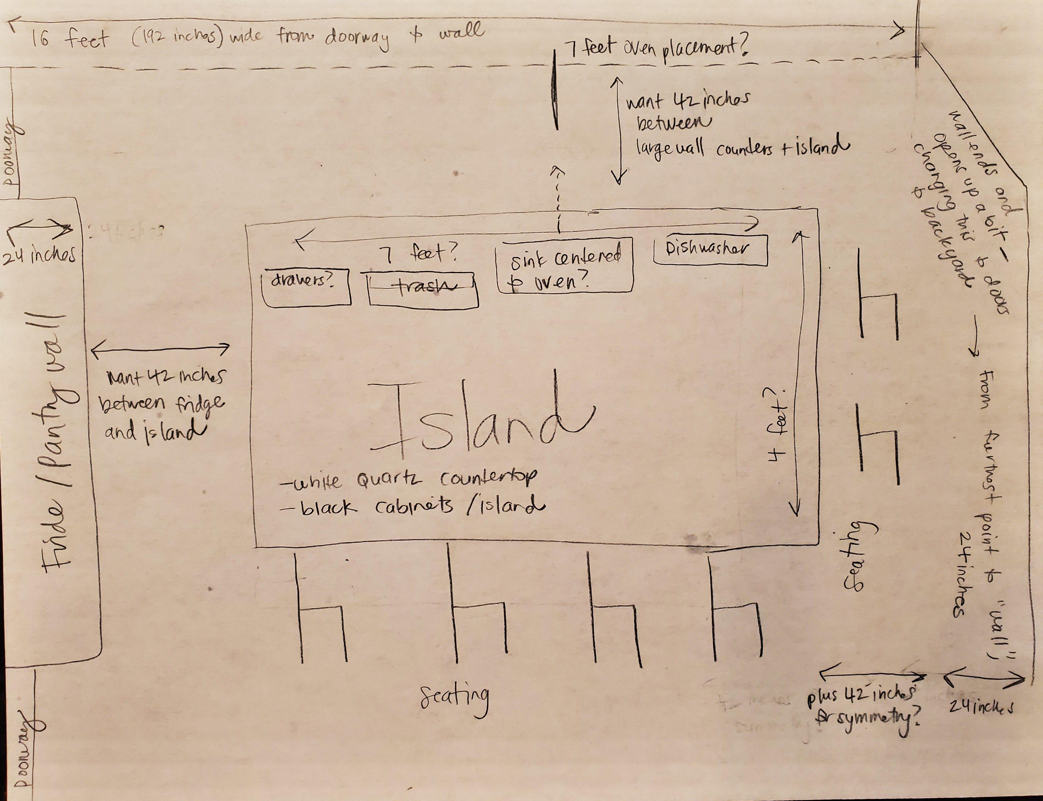 Nicole Floorplan – Island